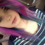 Punk-Girl sucht abenteuerlustige Männer