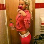 Reich, sportlich, Fitness-Fanatikerin, zeitlich flexibel